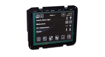 B.E.G. KNX-Touch-Panel